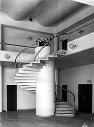 Vilhelm Lauritzens lufthavnsterminal fra 1939
