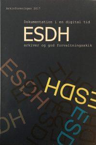 Forside af bogen Dokumentation i en digital tid.