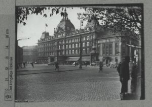 Foto af Magasin du Nord fra 1930
